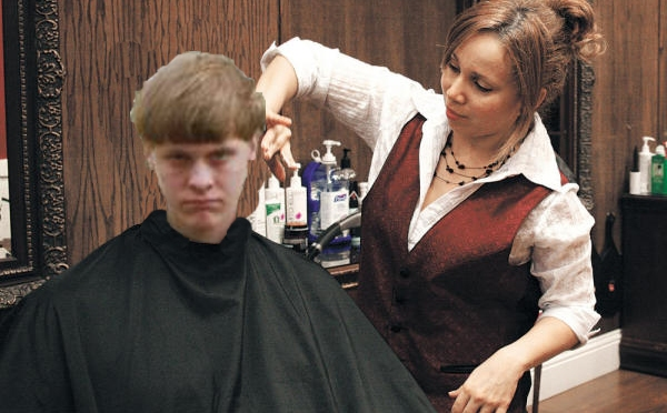 Dylan Roof S Hairdresser Defends His Bowl Cut It S What